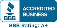 Jeremy's Paint and Body Shop is a BBB Accredited Business with an A plus rating
